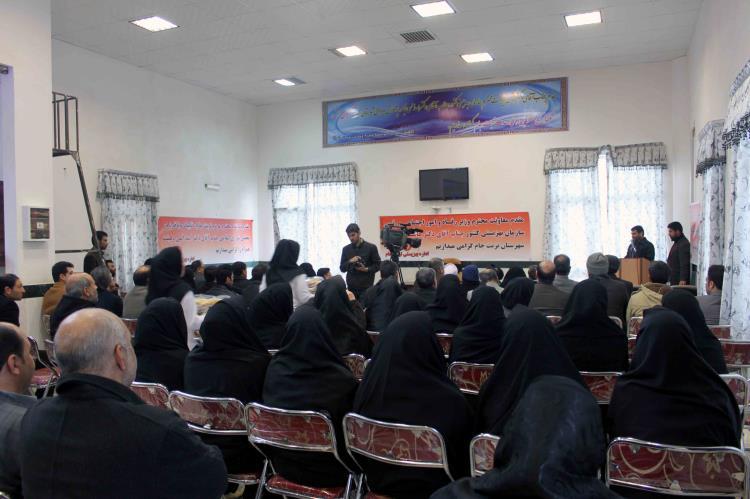 بازدید رئیس بهزیستی کشور از تربت جام