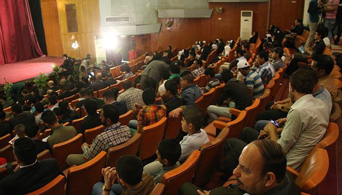 نخستین-جشنواره-تئاتر-«حسینی-کوچک»-در-کربلا-برپا-شد