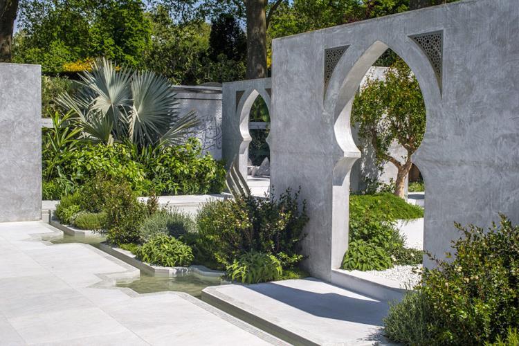 باغ-«زیبایی-اسلام»-زیباییهای-اسلام-را-به-نمایشگاه-گل-چلسی-برد
