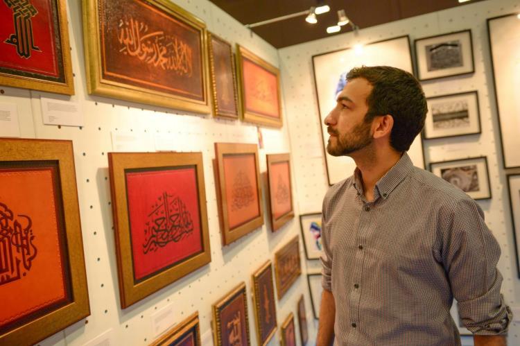 هزاران-نفر-از-نمایشگاه-سبک-زندگی-اسلامی-در-انگلیس-بازدید-کردند---عکس