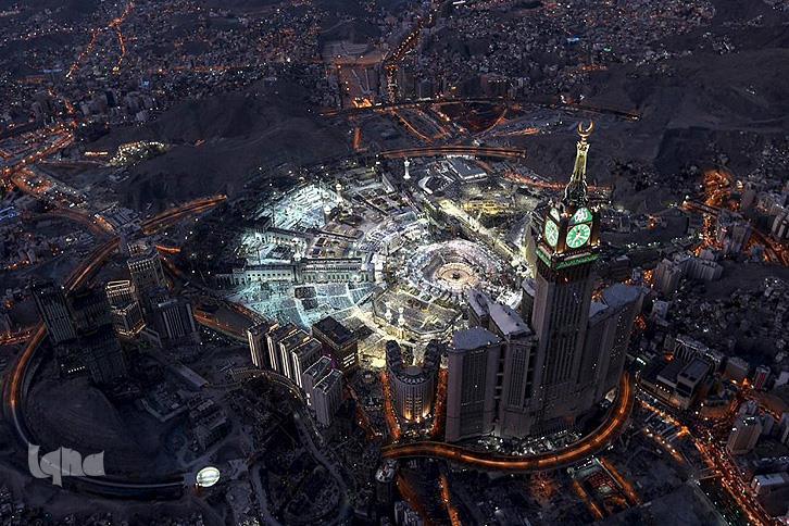 کعبه-در-محاصره-جرثقیلها-فاجعه-خونین-در-شهر-امن-قرآنی