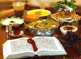 بایدها و نبایدهای رژیم غذایی مناسب افطاری در ماه رمضان