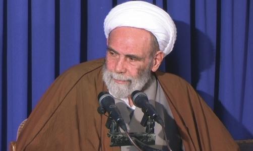 سیره حاج آقا مجتبی تهرانی در لحظه تحویل سال جدید