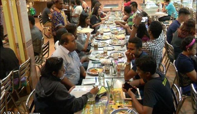روزهداری بودائیان، هندوها و مسیحیان کنار مسلمانان در مالزی