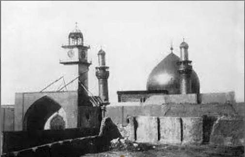 Old-Photos-of-Al-Askari-Holy-Shrine