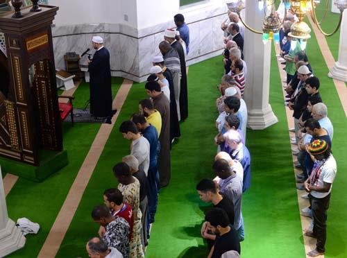 Muslims Observe Ramadan in Brazil