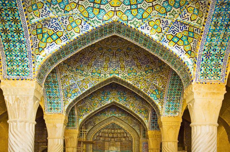 L architecture iranienne l 39 origine du d veloppement de l for Origine architecture