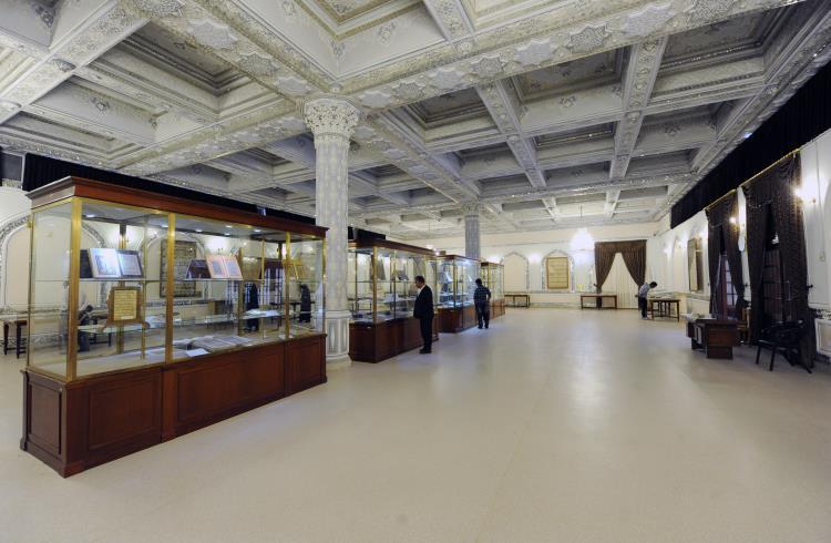 Museum-Al-Quran-dan-Benda-Berharga-Makam-Suci-Razawi%3b-Museum-Al-Quran-Internasional-Pertama-Pameran-76-Al-Quran-Khat-di-Museum-ini